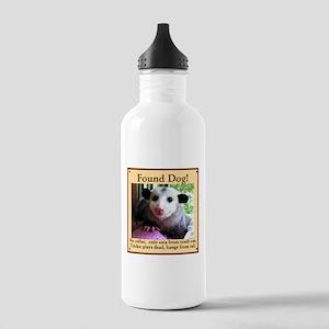 Found Dog Water Bottle