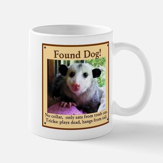 Found Dog Mugs
