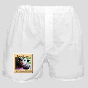 Found Dog Boxer Shorts