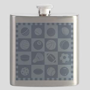 Sports Grid Flask