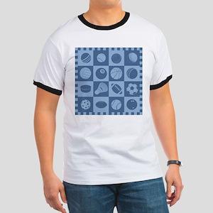 Sports Grid T-Shirt