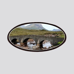 Sligachan Bridge, Isle of Skye, Scotland Patch