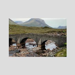 Sligachan Bridge, Isle of Skye, Scotland Magnets