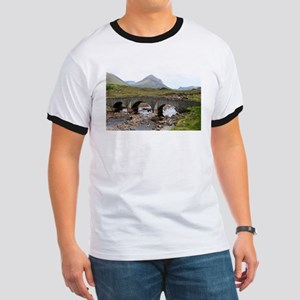 Sligachan Bridge, Isle of Skye, Scotland T-Shirt