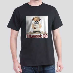Tillamook Oregon T-Shirt