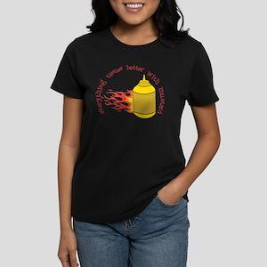 Better With Mustard T-Shirt