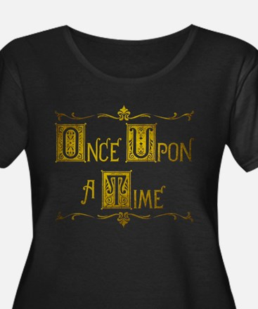 Once Upon a T Plus Size T-Shirt