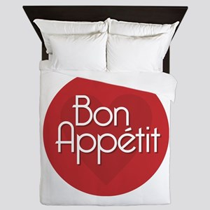 Bon Appetit Queen Duvet