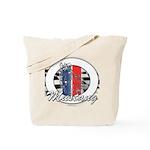 Horse Mustang Tote Bag