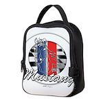 Horse Mustang Neoprene Lunch Bag