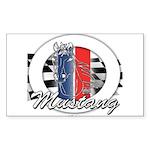 Horse Mustang Sticker