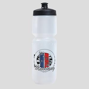 Horse Mustang Sports Bottle