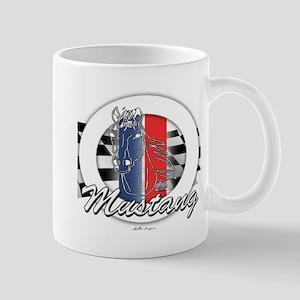 Horse Mustang Mugs