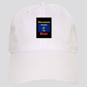 Blair Wisconsin Baseball Cap