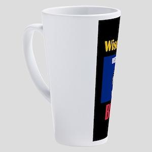 Blair Wisconsin 17 oz Latte Mug