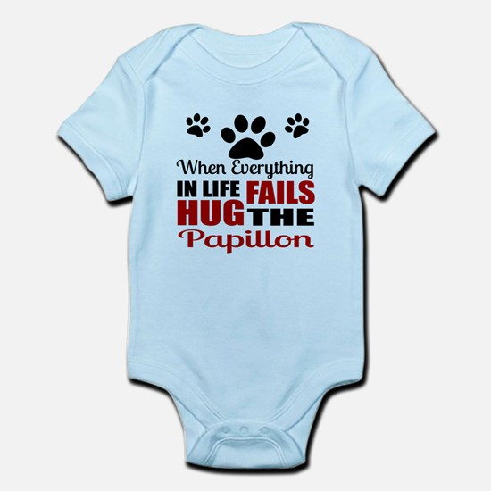 Hug The Papillon Infant Bodysuit