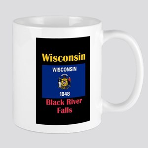Black River Falls Wisconsin Mugs