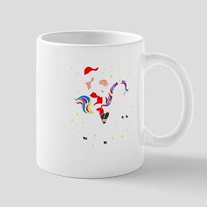 Christmas Unicorn Mugs