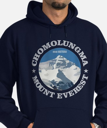 Chomolungma (Mount Everest) Hoody