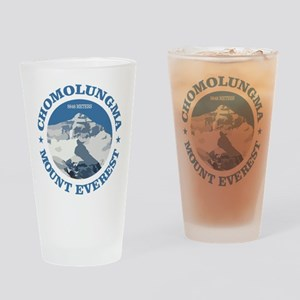 Chomolungma (Mount Everest) Drinking Glass