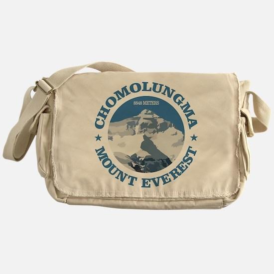 Chomolungma (Mount Everest) Messenger Bag