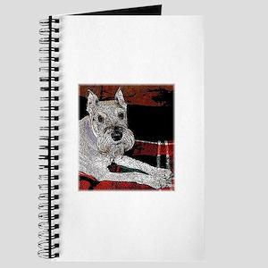 Schnauzer Art Journal