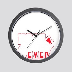 Best Gift Ever Wall Clock