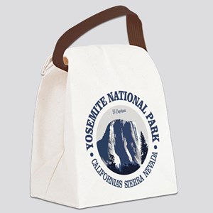 Yosemite 2 Canvas Lunch Bag