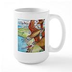 Marbled Godwits Large Mug