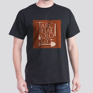Archaeology Red Dark T-Shirt