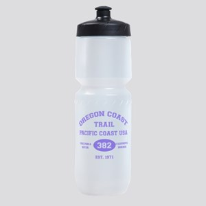 Oregon Coast Trail Sports Bottle