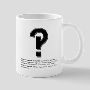 Questclamation Definition Mug Mugs