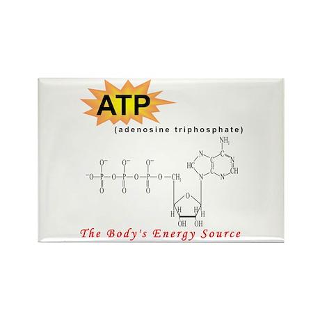 Got Energy? ATP Rectangle Magnet