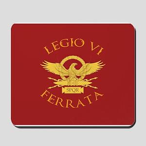 Legio VI-RED Mousepad