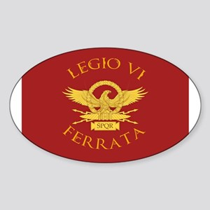 Legio VI-RED Sticker
