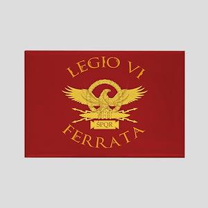 Legio VI-RED Magnets