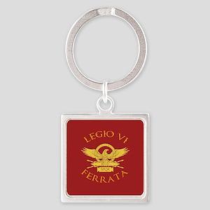 Legio VI-RED Keychains