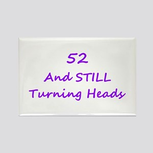 52 Still Turning Heads 1C Purple Magnets