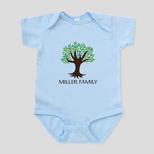 Personalized Genealogy Family Tree Body Suit