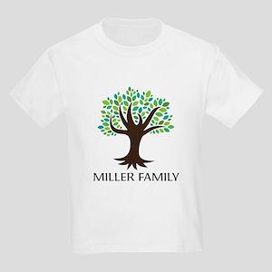Personalized Genealogy Family Tree T-Shirt