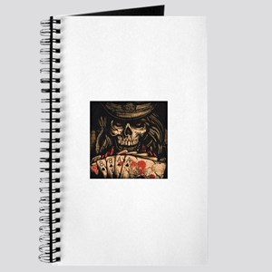 Dead man's hand Journal