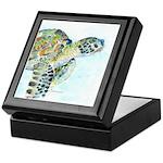 Sea Turtle 11 Keepsake Box