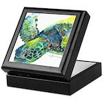 Sea Turtle 12 Keepsake Box