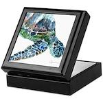 Sea Turtle #15 Keepsake Box