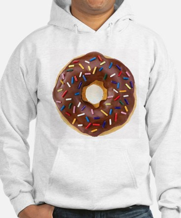 Frosted donut with sprinkles Sweatshirt