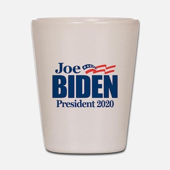 Joe Biden 2020 Shot Glass