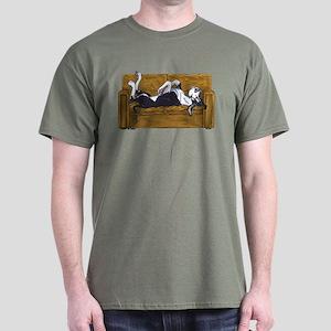 NMtl Couchful Dark T-Shirt