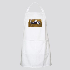 NMtl Couchful BBQ Apron