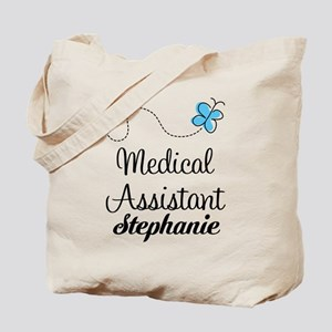 Medical Assistant Personalized Gift Tote Bag