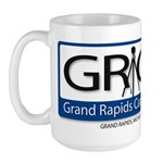 Grand Rapids Camera Club Large Mug